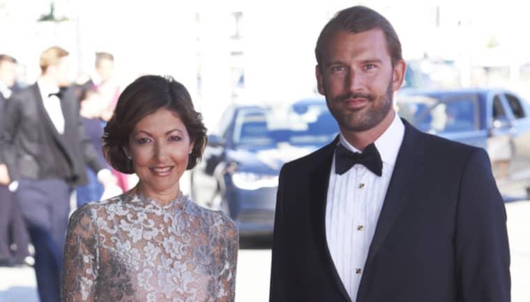 Efter skilsmässan från Martin Jørgensen har grevinnan Alexandra sålt fritidshuset i Turkiet. Nu är är även lyxvillan – som de två bodde under många år – kommit ut till försäljning. Foto: Stefan Lindblom