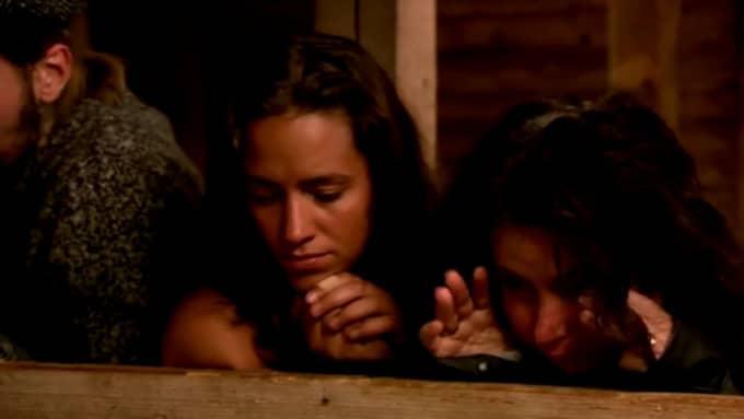 """""""Farmen""""-deltagarna skakades av förlossningdramat i kvällens avsnitt."""