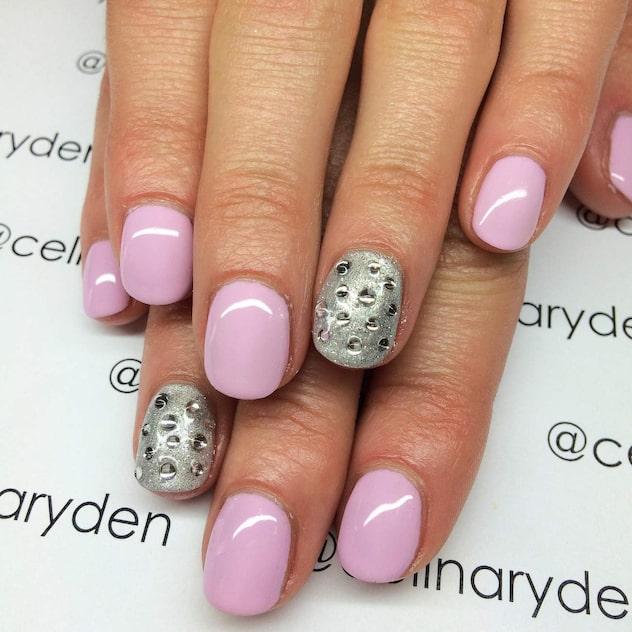förstärkning naglar hemma