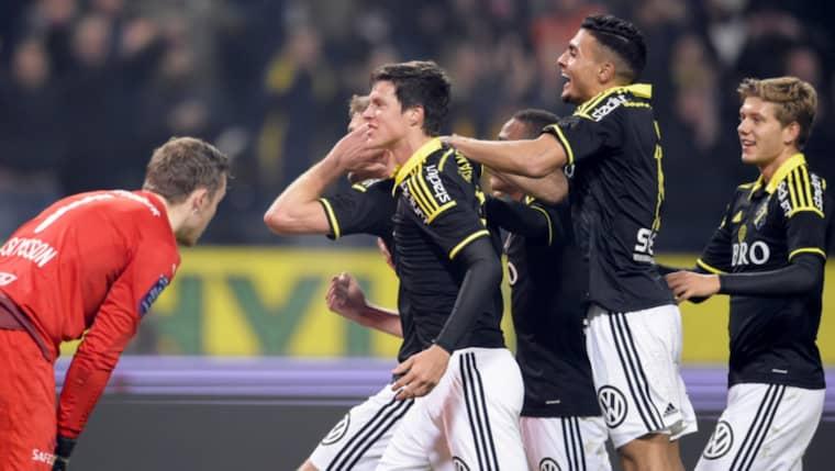 Kommer det några colombianer till AIK tro? Chefsscouten är just nu på plats i Sydamerika. Foto: Joel Marklund / BILDBYRÅN