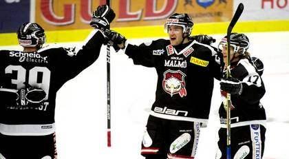 Malmö fick också en förfrågan att spela i KHL. Foto: Emil Malmborg