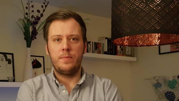 Henrik Johansson. Photo: Private.