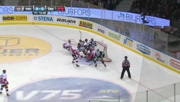 HIGHLIGHTS: Frölunda-Örebro 2-1