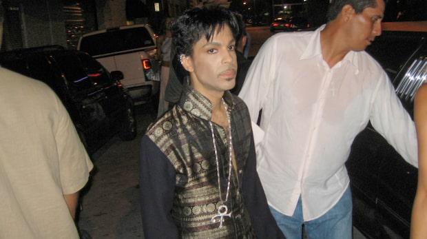 Kvinna: Jag var gift med Prince