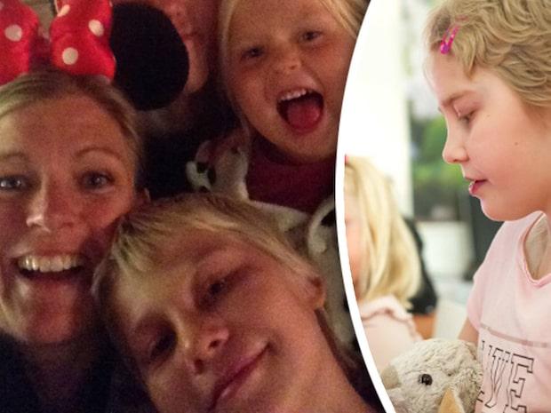 Wilma, 11, dog i skelettcancer - uppmanade familjen att leva vidare