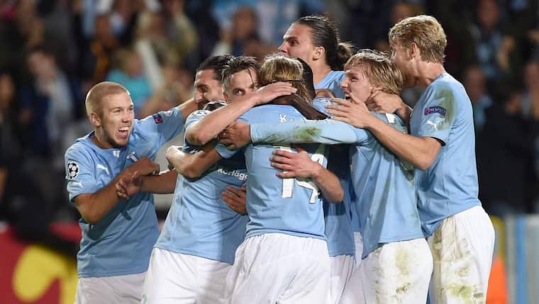 Malmö FF Foto: Giuseppe Bellini