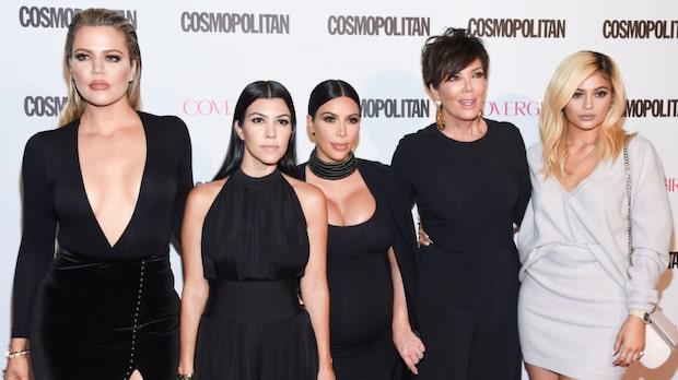 Kylie Jenner gör en vågad kalender