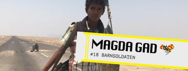 Magda Gad - Barnsoldaten