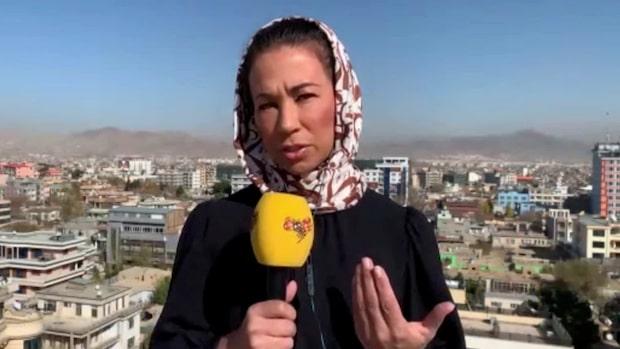 Expressens Magda Gad om talibanernas skatt på svenska organisationer