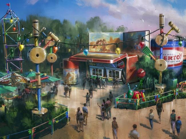 När den första Toy Story-filmen släpptes 1995 var den filmhistoriens första helt 3D-animerade långfilm.