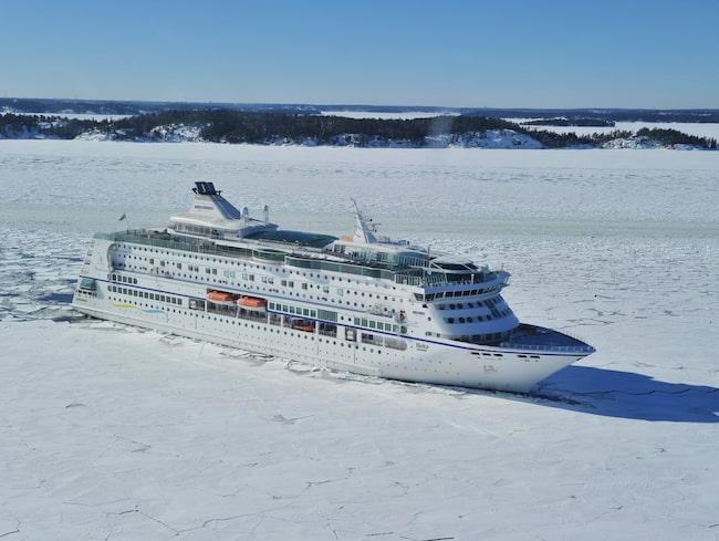 15–17 februari 2019 arrangerar Birka en skidkryssning från Stockholm till Sundsvall.