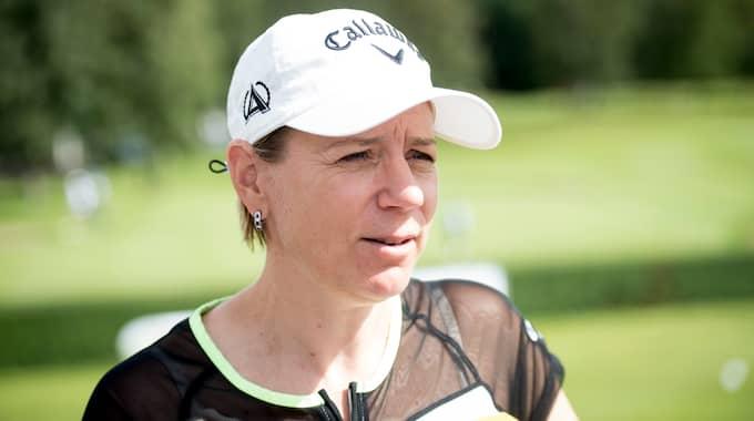 Annika Sörenstam. Foto: TOMAS LEPRINCE