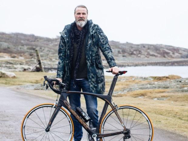 Patrik Sjöbergs kamp för de sjuka barnen