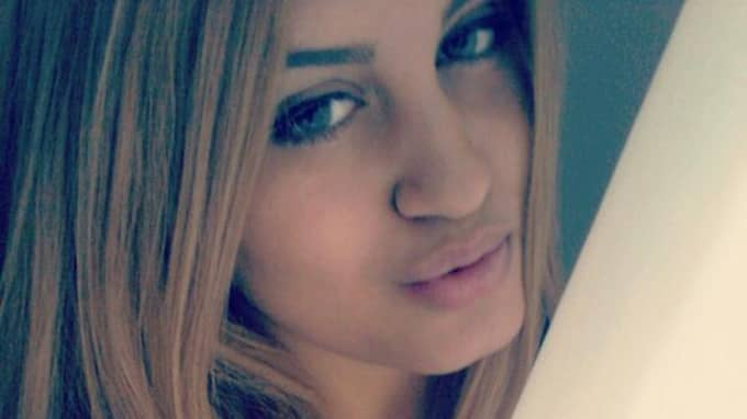 Den 15-åring som misstänks ha huggit ihjäl Alexandra Mezher, 22, på ett HVB-hem i Mölndal häktades på torsdagen för mord och försök till mord Foto: Privat