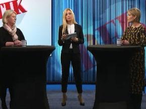 Se hela debatten mellan Annika Strandhäll och Camilla Waltersson Grönvall