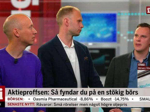 """Analytikern: """"Jag undrar om det inte har gått för snabbt upp för Ericsson"""""""