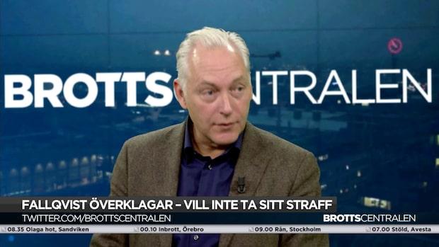 """Johan Eriksson: """"Skadestånden är för låga"""""""