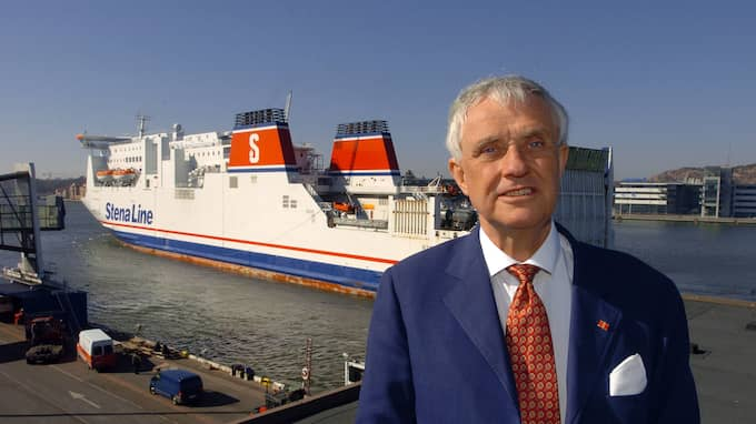Stenakoncernens ordförande och huvudägare Dan Sten Olsson. Foto: LARSERIC LINDEN / GT/EXPRESSEN