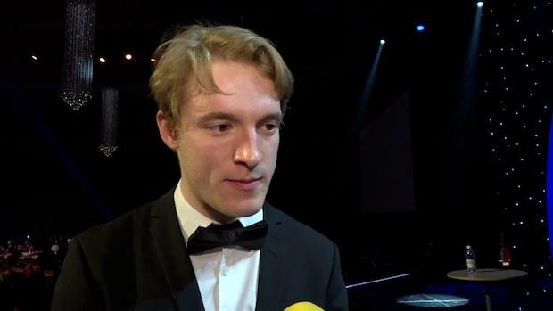 """Samuelsson om priset: """"Oerhört stolt"""""""