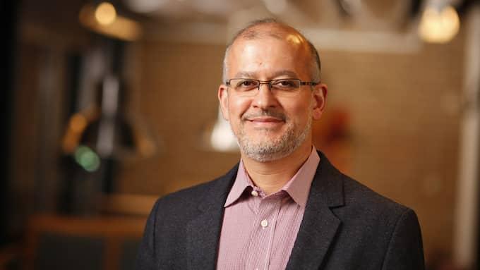 Mohammed Fazlashemi är professor i islamsk teologi och filosofi vid Uppsala universitet. Foto: Privat