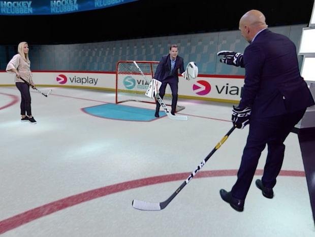 Eriks hockeyskola: Så skjuter Elias Pettersson