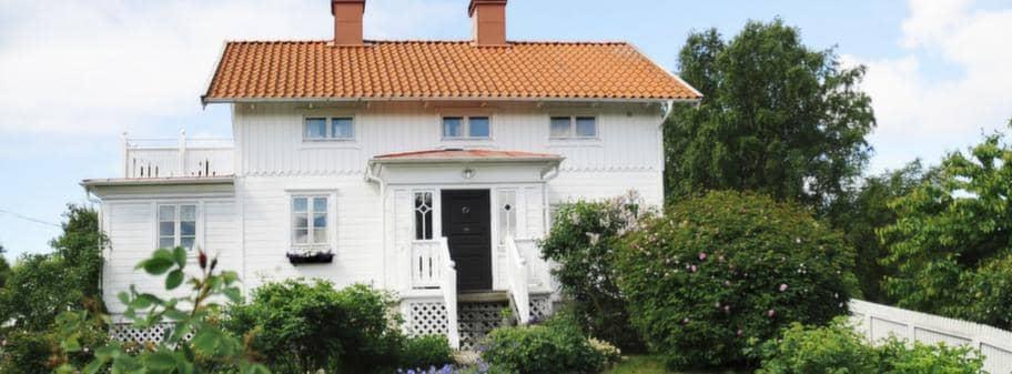 Drömhem Vi byggde nytt hus i gammal stil Leva& bo