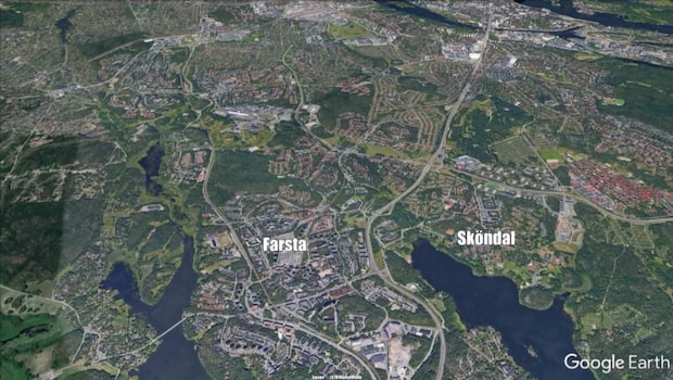 """Stockholmspolisen: """"Vi är på plats med flera patruller"""""""