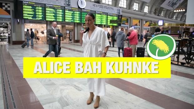 EU-kandidaterna: Alice Bah Kuhnke