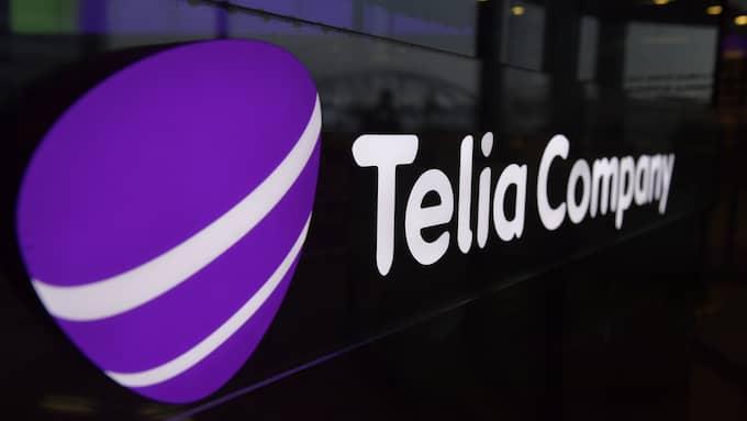 Telia har dragits med stora problem och redovisade nyligen ett fallande resultat. Foto: Jessica Gow / TT NYHETSBYRÅN