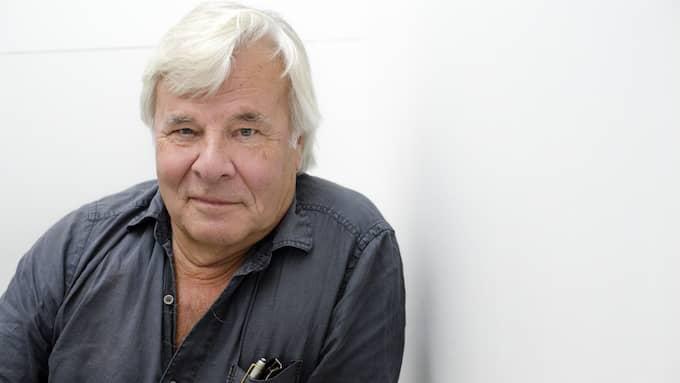 Jan Guillou kommer medverka på årets bokmässa. Foto: HENRIK JANSSON