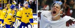 SHL-spelaren lägger all press på Sverige