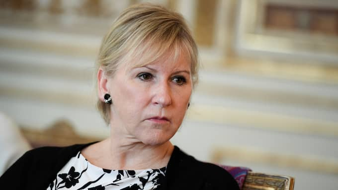 I dag tar FN:s säkerhetsråd upp rohingyernas situation – efter Sveriges begäran, skriver utrikesminister Margot Wallström. Foto: PONTUS LUNDAHL/TT