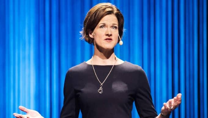 Anna Kinberg Batra (M). Foto: Anna-Karin Nilsson