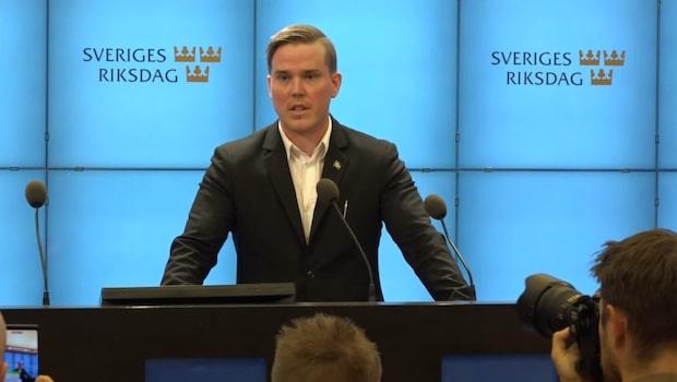"""Jeff Ahl: """"Sverigedemokraterna är bortom all räddning"""""""