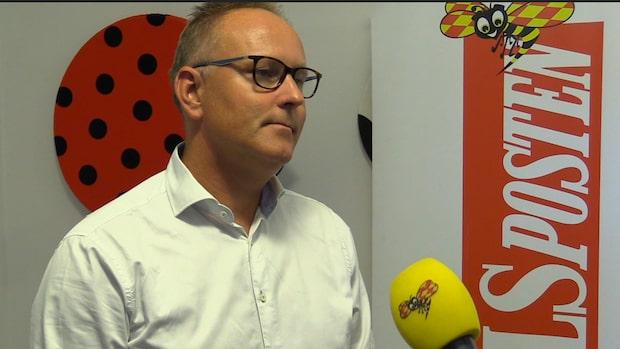 Det är Johan Persson (S) minst nöjd med i Kalmar