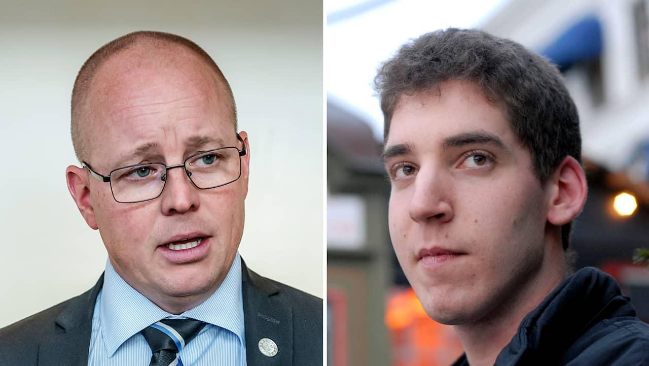 Sverigedemokrat skadad i tumult med vansteraktivister 3