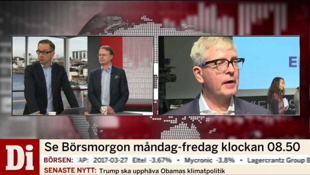 Ekholm stuvar om i telekomjätten, avslöjar Di