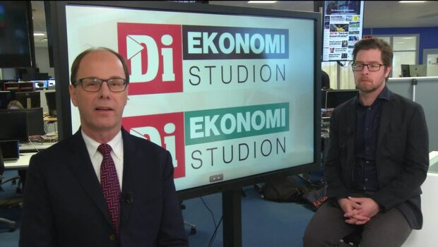 Ekonomistudion – 31 januari 2018