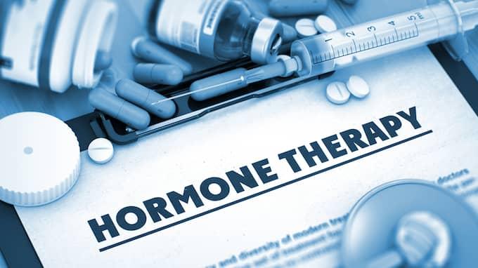 Mary-Jane Nehmé påbörjar sin hormonbehandling snart. Foto: COLOURBOX