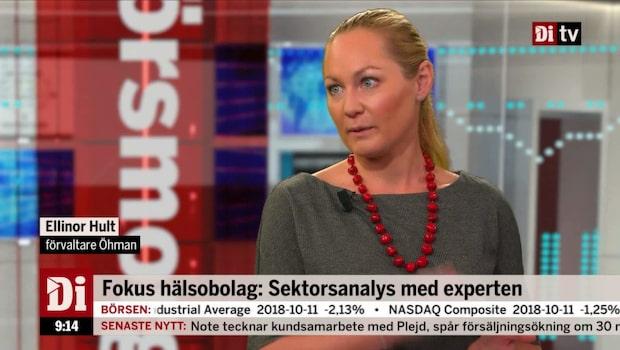 Hälsobolag –sektorsanalys med experten