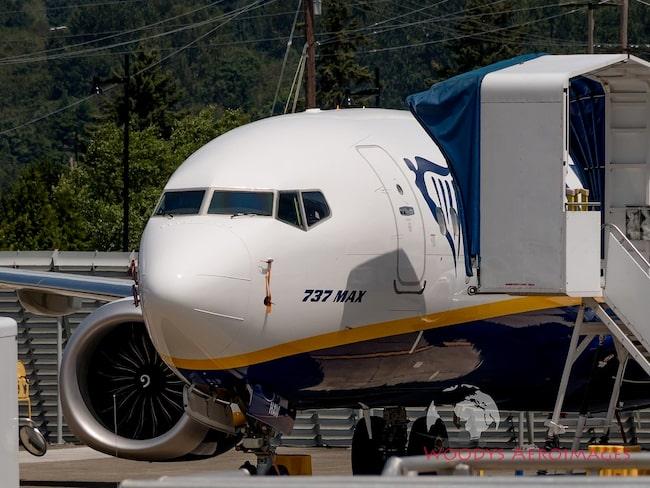 Olycksplanet Boeing 737 Max ska få ny skepnad.
