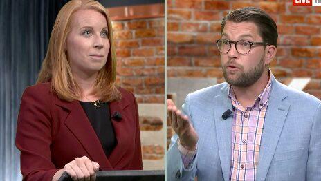 """Jimmie Åkesson: """"Det tar emot att betala TV-licens"""""""