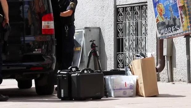 Man hittad död på vandrarhem i Stockholm – misstänkt mord