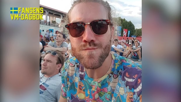 Fansens VM-dagbok: Fanzone i Sotji
