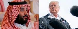 Trump ska prata med CIA  om mordet på Khashoggi
