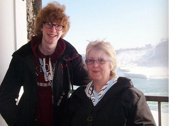 <span>Jordon började sin sparsamma bana när föräldrarna skilde sig, för att hjälpa sin mamma.</span>
