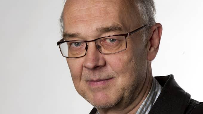 Nils Funcke är yttrandefrihetsexpert, vd för Utgivarna och sitter i styrelsen för Publicistklubben. Foto: YLWA YNGVESSON