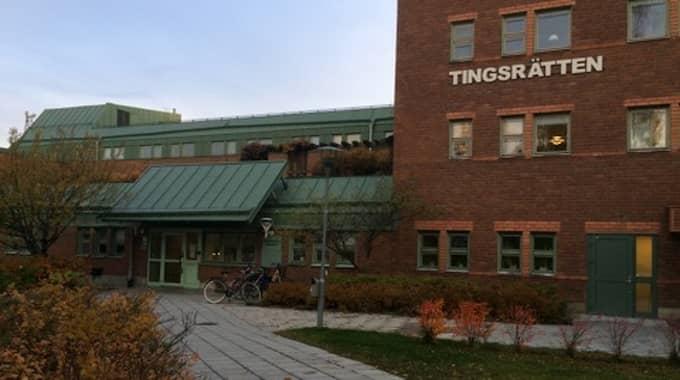 Det finns intyg av en rättsläkare som konstaterar att flickans skador överensstämmer med vad 13-åringen berättat, enligt Stefan Ekeroth, chefsåklagare vid åklagarkammaren i Östersund. Foto: Marie Birkl
