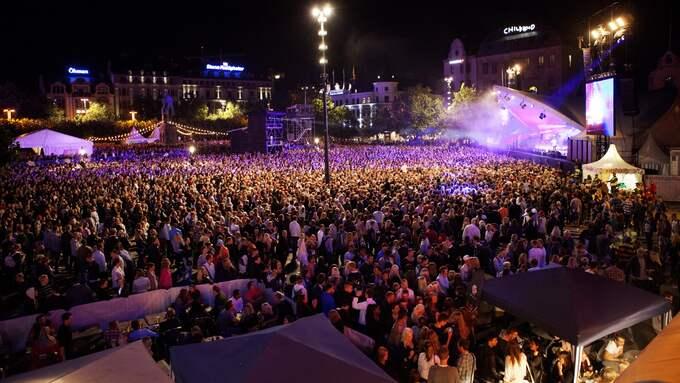 Malmöfestivalens konserter drar många besökare varje år. Foto: SANNA DOLCK / KVP
