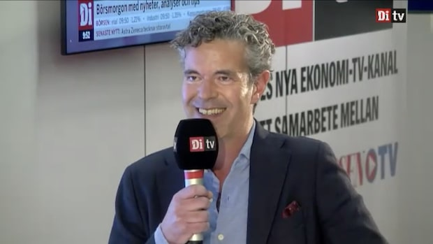 """Henrik Mitelman: """"vi är dubbelt så bra på tennis som vi är på ekonomi"""""""
